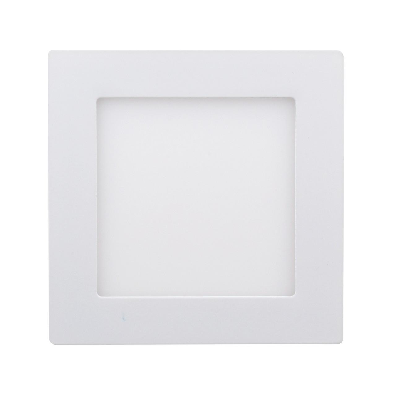 Точечный светильник встраиваемый 6W 4200К LED-S-120-6