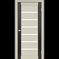Дверь межкомнатная PORTO COMBI COLORE дуб беленый сатин белый
