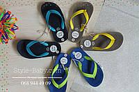 Летняя обувь детские вьетнамки на мальчика тм Super Gear р. 28,29,30,32