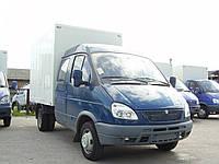 Изотермический фургон удлиненный ГАЗ 33023