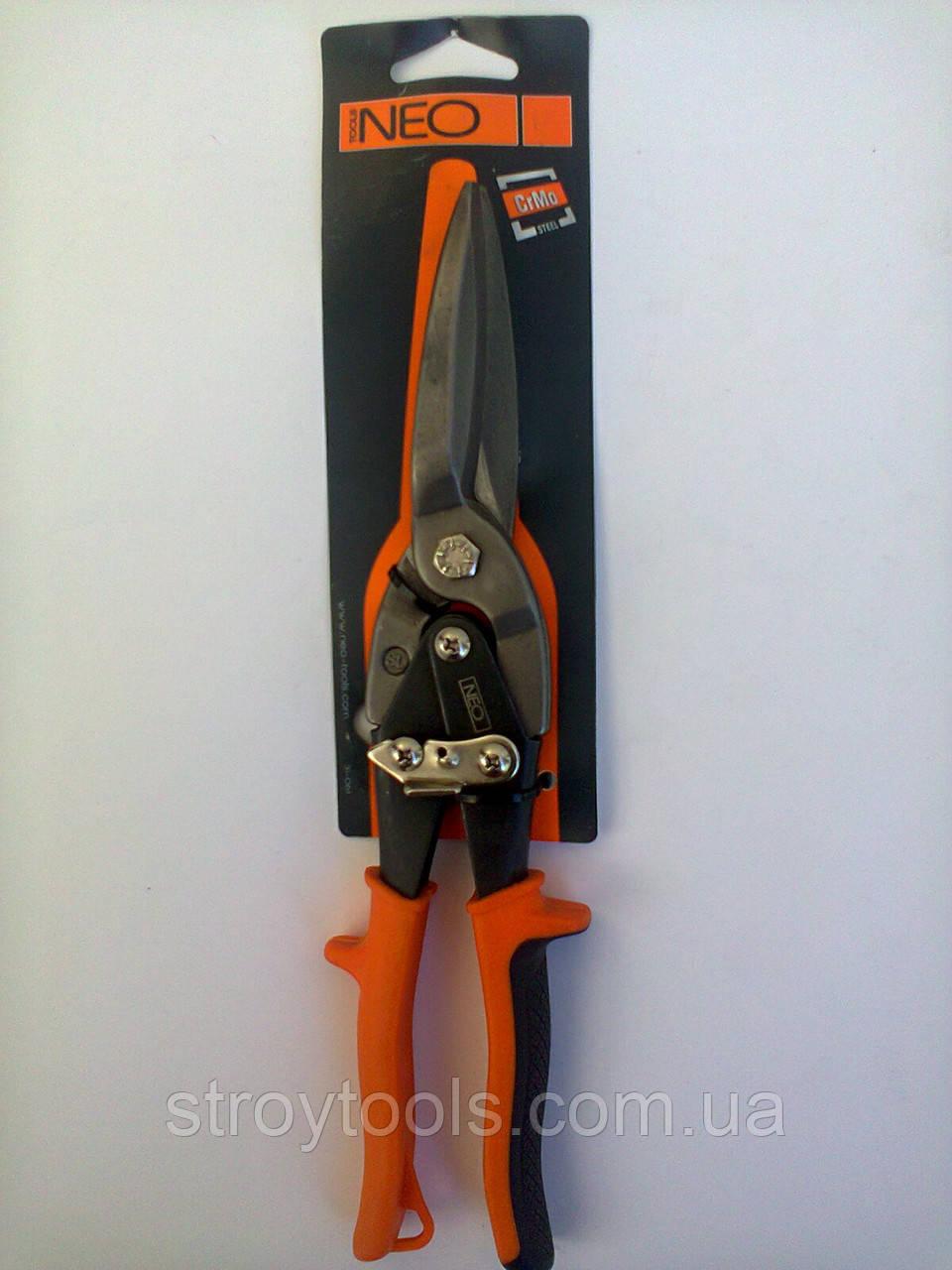 Ножницы по металлу NEO 31-061 удлиненные 290мм.Киев.