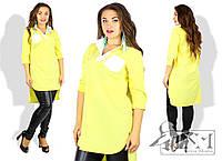 Нарядная женская блуза модель 045 КП