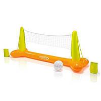 Игра Волейбол на воде Intex оранжевый, 239 х 91 х 64 см