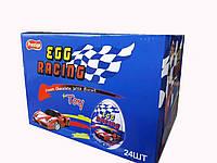 Яйцо с сюрпризом Egg Racing 15 гр 24 шт Prestige