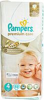 Підгузки Pampers Premium Care Розмір 4 (Maxi) 8-14 кг, 52 шт