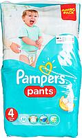 Трусики Pampers Pants Розмір 4 (Maxi) 9-14 кг, 52 шт