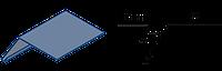 Планка карнизная ПК-1