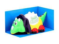 Музыкальная игрушка Дракон, пластиковый, в коробке