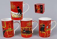 """Чашка """"Шикарный кот"""" 325мл"""