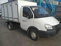 Хлебный фургон ГАЗ 3302