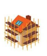 Устройство, ремонт, реконструкция, реставрация фасадов традиционными методами