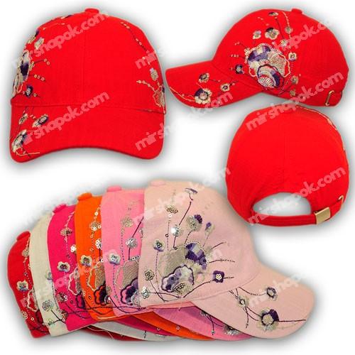 Детские кепки для девочек, H1755, р. 54