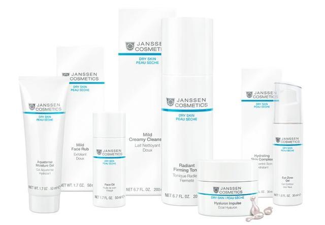 Dry skin - Линия для сухой и обезвоженной кожи