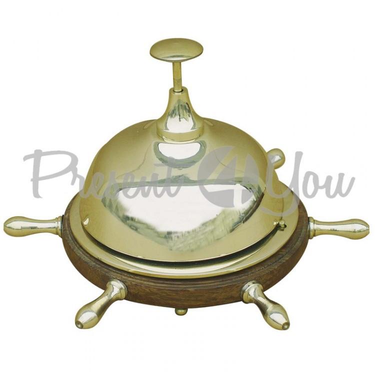 Морской сувенир дзвонок, 14х10 см., арт. 9082 Sea Club