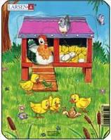 Рамки-вкладыши ' Домашние животные №2, серия Мини ' Larsen M1-2