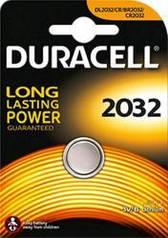 Батарейка Duracell DL 2032 ( 81373217 )