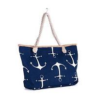 Пляжная сумка Blue