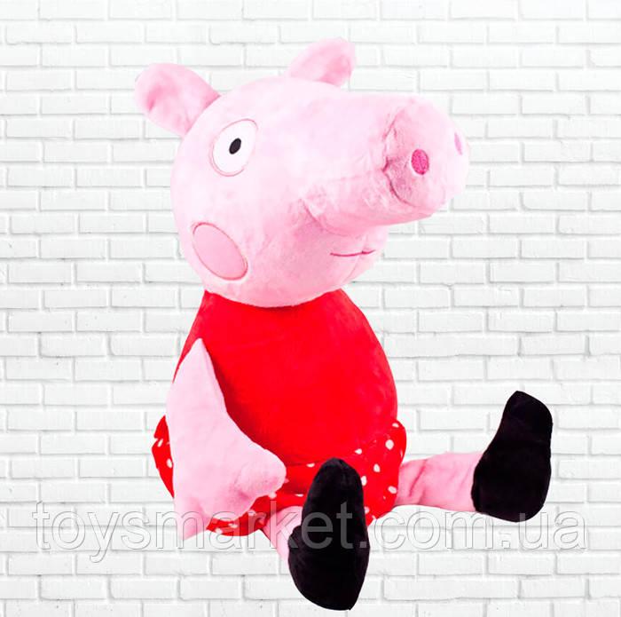 Детская мягкая игрушка,свинка Пеппа (копия)