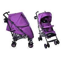 Коляска прогулочная CARRELLO Costa CRL-1409 Striking Purple