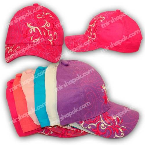 Детские кепки для девочек, H1759, р. 54