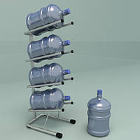 Стойка под 19 - литровые бутыли