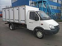 Хлебный фургон ГАЗ 330202