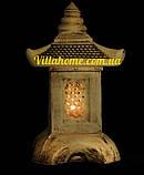 Садово-парковый светильник  Китайский домик. Высота 70 см., фото 2