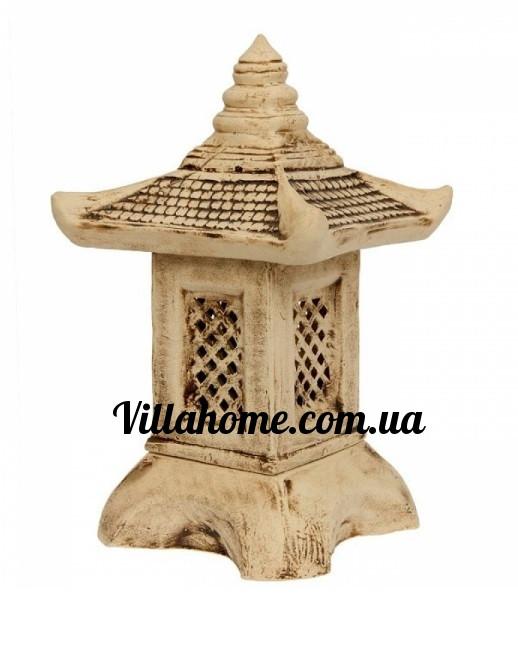 Садово-парковый светильник  Китайский домик. Высота 70 см.