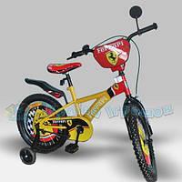"Велосипед 2-х колес 18"" ""Ferrari""  111808"