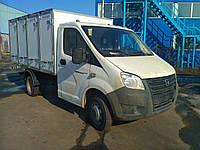 Хлебный фургон ГАЗ A21R23