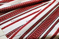 Ткань с украинской вышивкой Роксолана ТДК-108 6/1