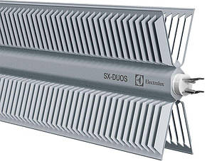 Настенный/напольный конвектор Electrolux ECH/R - 2000 E, фото 3
