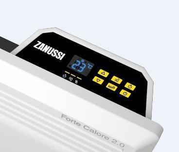 Настенный/напольный конвектор Zanussi ZCH/С – 1500 ER, фото 2