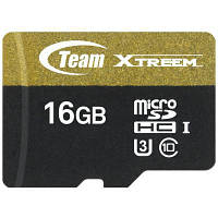 Карта памяти Team 16GB microSD class 10 UHS  U3 (TUSDH16GU303)