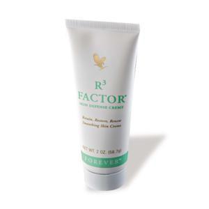 R3 фактор -защитный крем для кожи