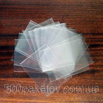 Пакет простий 9x6,5см