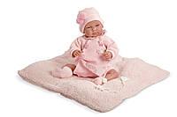 Llorens - кукла младенец девочка Recien Nacido, 44 см, фото 1