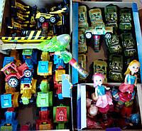 Мини-игрушки с драже 12 шт,