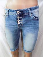 Женские джинсовые шорты оптом 626