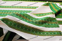 Ткань с украинской вышивкой Роксолана ТДК-108 7/3 столовый текстиль,ткань с орнаментом,декоративная