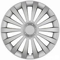 Колпаки на колеса R16 серые Silver колпак K0285