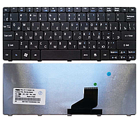 Клавиатура для нетбука Acer Aspire One 521 522 532 532H 533 D255 D255E D257 D260 D270 (русская раскладка)