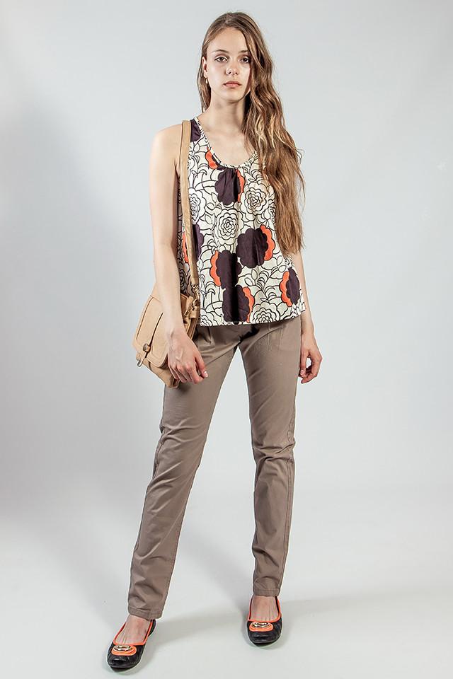 Майка - блуза женская  цветная  легкая  Derby