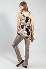 Майка - блуза женская  цветная  легкая  Derby, фото 3