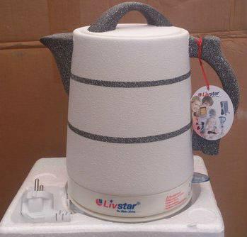 Электрочайник Livstar LSU-1164 керамический 1,7 л, фото 2