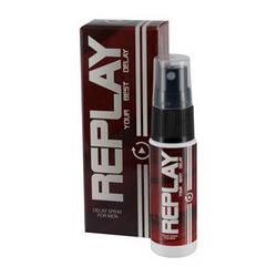 Спрей для продления секса Spray Replay 20 ml