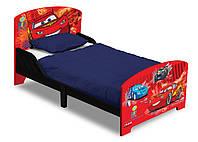 Кровать деревянная Тачки без ящиков от Delta Children