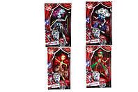 """Кукла """"Monster High"""", 4 вида, шарнирная, 2107"""
