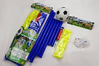 Футбольные ворота, мяч, насос, в сумке AZ951