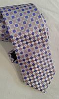 Классический мужской  галстук